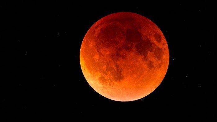Dua Hari Lagi Gerhana Bulan Total, Komunitas Astronomi Jatim Akan Serbu LAPAN Pasuruan