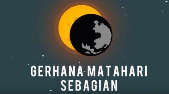 NONTON STREAMING Gerhana Matahari Cincin 21 Juni 2020, Lewati 31 Provinsi di Indonesia