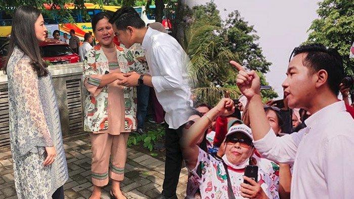 Penampakan Gibran Minta Restu Jelang Daftar Walikota Solo, Sosok Sama saat Era Jokowi, Bukan Iriana