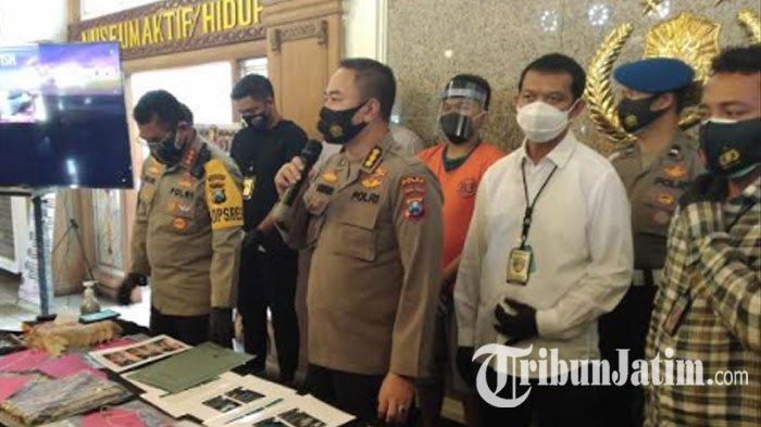 NEWS VIDEO -  Pengakuan Gilang Pelaku Festish Kain Jarik: Ada 25 Korban 'Bungkus-membungkus'