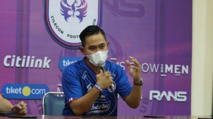 Striker Arema FC Mandul saat Uji Coba Lawan Klub Liga 2, Begini Respons Presiden Klub
