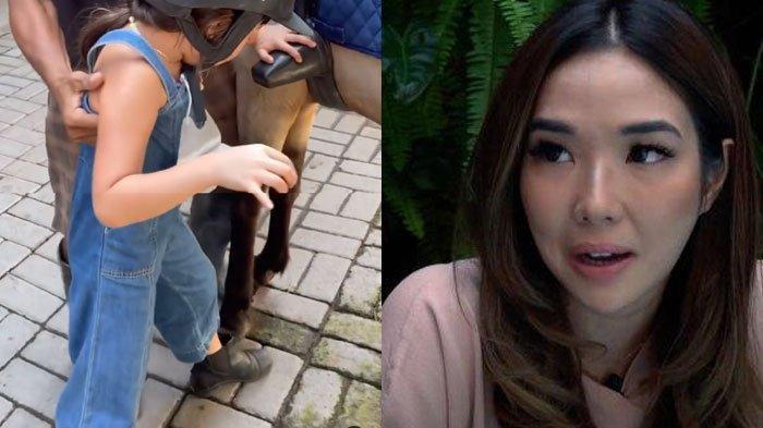 Gisella Anastasia Dikecam Akibat Panggil Kuda 'Aisyah', Kini Pacar Wijin Minta Maaf: Love U Semuanya