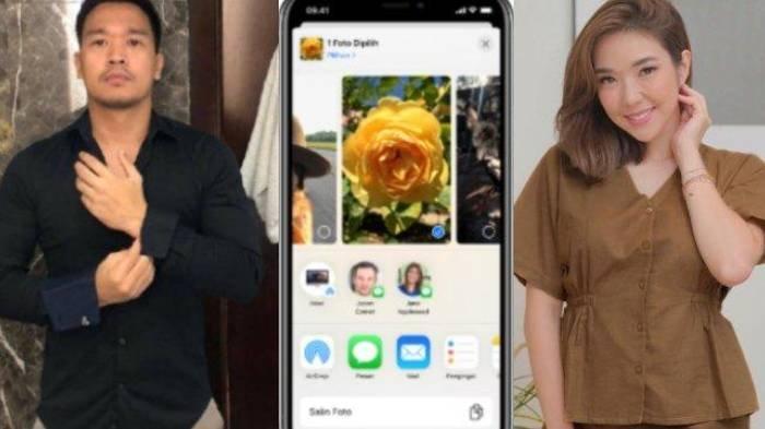 Cara Kerja AirDrop yang Dipakai Gisel Buat Kirim Video Syur ke MYD, Fitur Mirip Bluetooth di Android