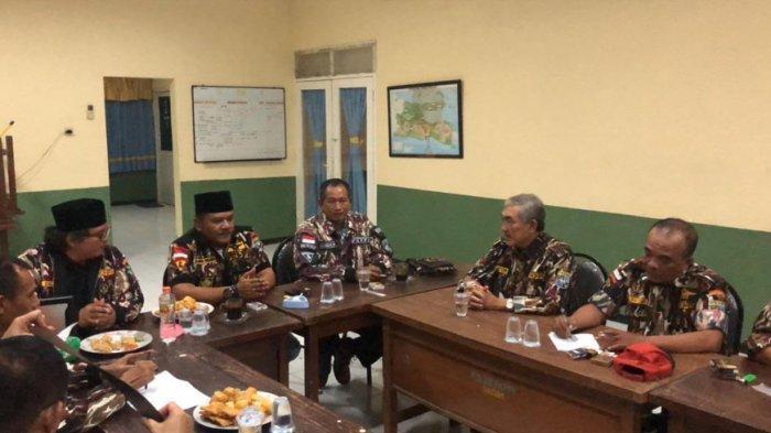 Ajak Warga Tidak Panik, GM FKPPI Jatim Sisipkan Materi Antisipasi Virus Corona dalam Pelatihan Kader