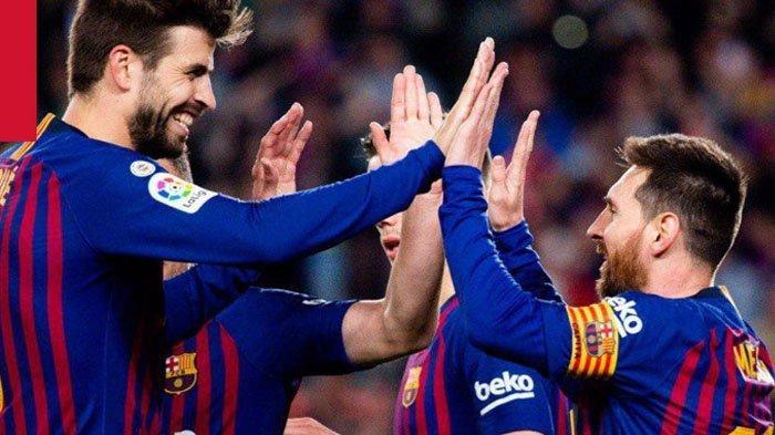 Barcelona Vs Osasuna, Blaugrana Wajib Menang sambil Berharap Real Madrid Tersungkur