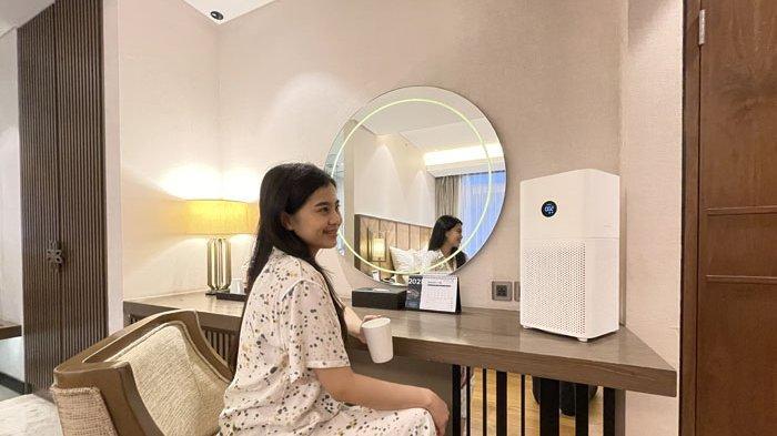 Hotel Golden Tulip Holland Resort Batu Sediakan Air Purifier di Seluruh Kamar