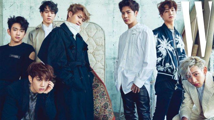 GOT7 Kembali Gelar Konser di Jakarta, Fans Siapkan Project Spesial untuk Sang Idola