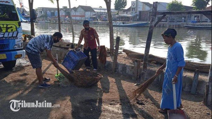 Kawasan Pelabuhan Dibersihkan, Gus Ipul: Keindahan Kota Pasuruan InsyaAllah Segera Terwujud