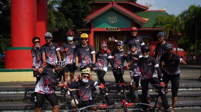 Keseruan Brompton CHPT3 Owners Indonesia Trip Surabaya-Malang.
