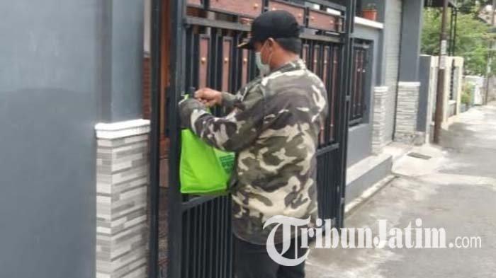 GP Ansor Ponorogo Peduli Warga Isoman, Antarkan Bantuan Door to Door: Lecut Jiwa Sosial Masyarakat