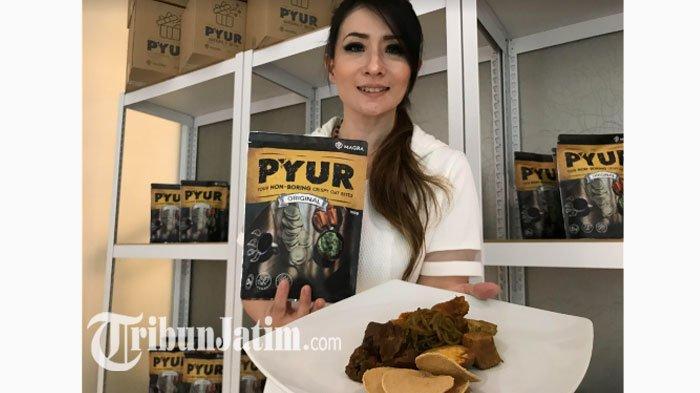 NEWS VIDEO - Desainer Aksesoris Grace Liem Kenalkan 'Pyur Crispy', Keripik Oat Vegan: Pengganti Nasi