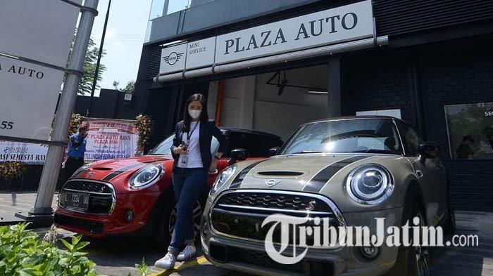 Plaza MINI Perluas Jangkauan Konsumen dengan Buka di Surabaya, Luncurkan New MINI Countryman