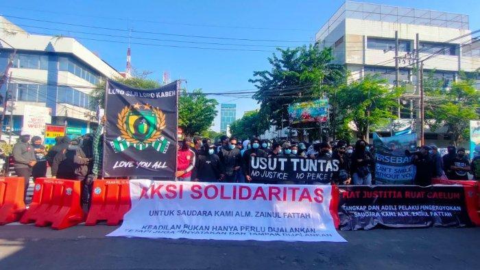 Green Nord Gelar Aksi Solidaritas Fattah, Korban Pengeroyokan Hingga Tewas oleh Gangster di Surabaya