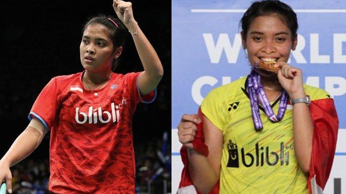 Asian Games 2018 - Gregoria Jadi Tunggal Putri Indonesia Pertama yang Taklukkan Akane Yamaguchi