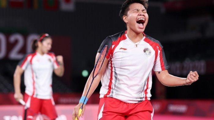 Kisah Perjuangan Apriyani Rahayu: dari Raket Kayu, Uang Saku Rp 200 Ribu hingga Raih Emas Olimpiade