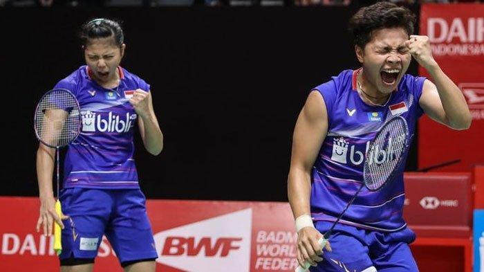 Jadwal Tim Bulu Tangkis Indonesia di Penyisihan Grup Olimpiade Tokyo 2020