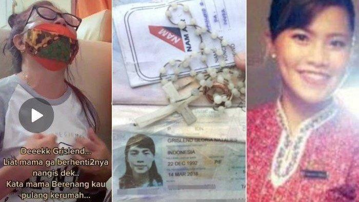 Grislend Pramugari Sriwijaya Air Datang di Mimpi, Ayah Kaget, Pakai Seragam: Kenapa di Situ Terus?