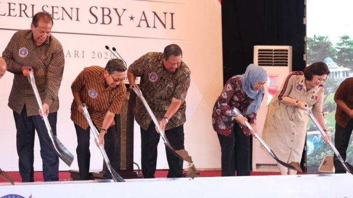 Pembangunan Museum dan Galeri SBY-Ani di Pacitan Diharapkan Naikkan Potensi Wisata hingga 100 Persen