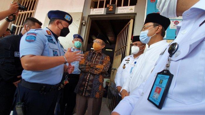 Setujui Usulan Gus Ipul, Mahfud MD Jadikan Pembangunan Lapas Terintegrasi Sebagai Pilot Project
