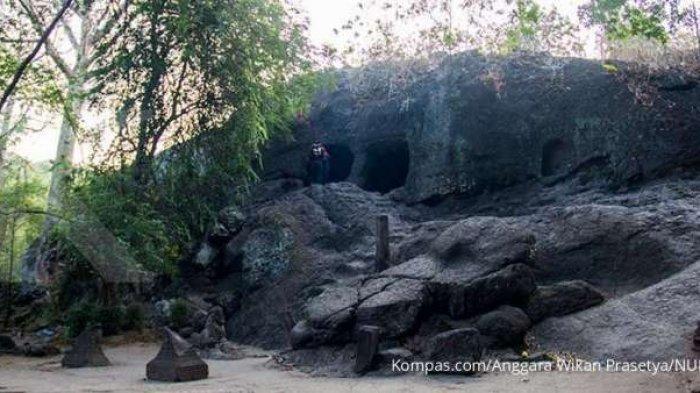Harga Tiket Masuk Wisata Gua Selomangleng, Situs Sejarah dan Ikon Kediri, Dulu Pertapaan Putri Raja