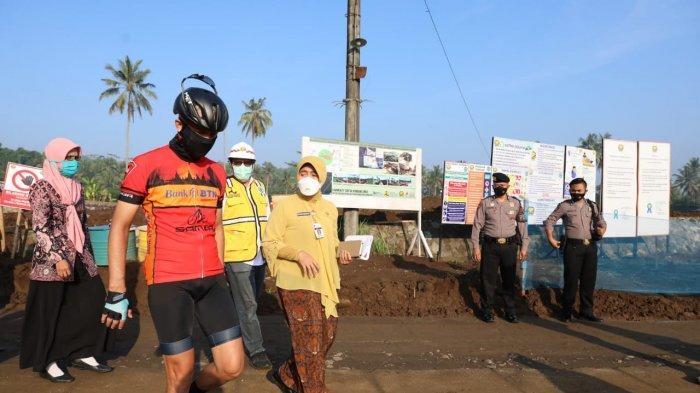 Pantau Proyek Penataan Kawasan Borobudur, Gubernur Ganjar Pranowo Terima Laporan Soal Tiang Listrik