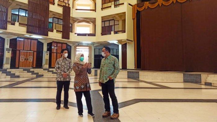 Didanai Khofifah Rp 9 Miliar, Ridwan Kamil Janji akan Desainkan Masjid Islamic Center Jadi 'Wow'