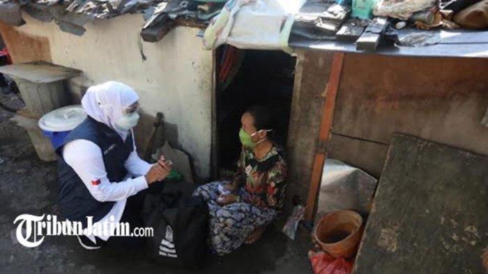 Social Safety Net, Pemprov Jatim Guyur Bansos Rp 46,4 Miliar untuk Warga Terdampak Pandemi Covid-19