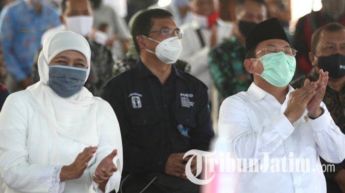 IPM Jatim Masih Terendah se-Pulau Jawa, Khofifah Perjuangkan Sertifikasi Lulusan Pesantren Salaf