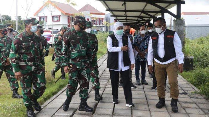 Pusat Isolasi Pasien Covid-19 Terus Ditambah di Bangkalan, Mulai di BPWS Hingga Ruko Milik Warga