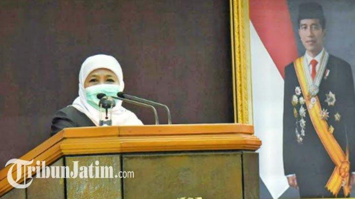 Gubernur Jatim Khofifah Akan Serahkan SK CPNS 2019 Pekan Depan, Kini Ajukan Formasi untuk 2021