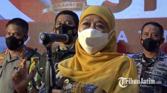 Gubernur Khofifah Sebut Jatim Menjadi Provinsi Paling Siap Songsong Transformasi Digital UMKM