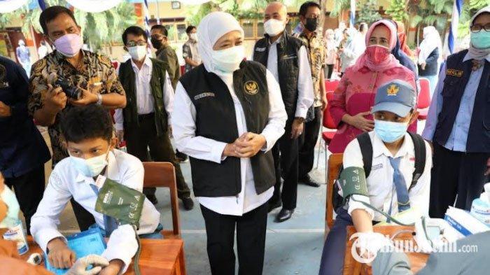 Malam Ini, Sebanyak 506.000 Dosis Vaksin AstraZeneca Akan Tiba di Jatim