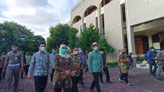 Penuhi Permintaan Khofifah, Ridwan Kamil Siap Desain Ulang Masjid Islamic Center Surabaya