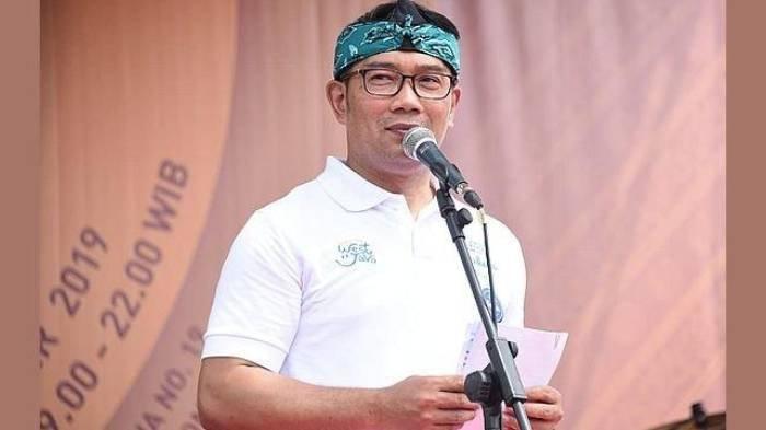 Ridwan Kamil Beri Suntikan Semangat untuk Pemuda Bernama Anjay Saiful Islam: Ayo Kita Follow Akunnya