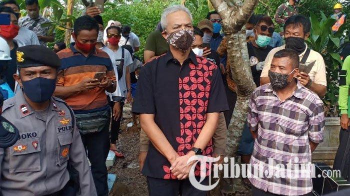 Gubernur Jawa Tengah Ganjar Pranowo Minta Sobat Ambyar Doakan Almarhum Didi Kempot dari Rumah