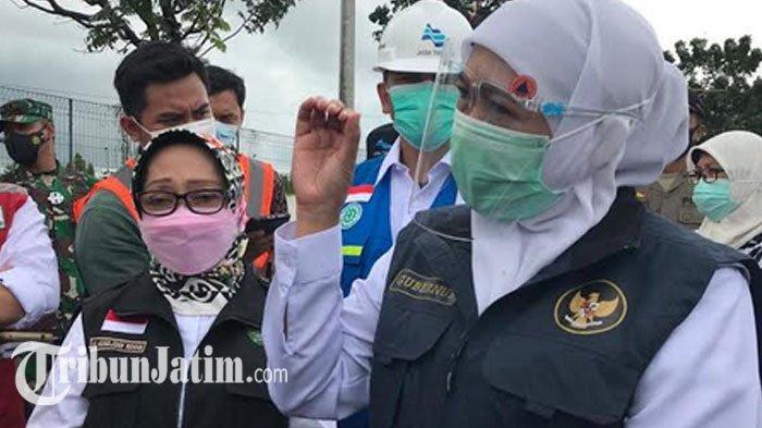 Vaksinasi SDM Kesehatan Tuntas di 10 Kabupaten Kota Jawa Timur, Optimis Sebaran Covid-19 Terkendali