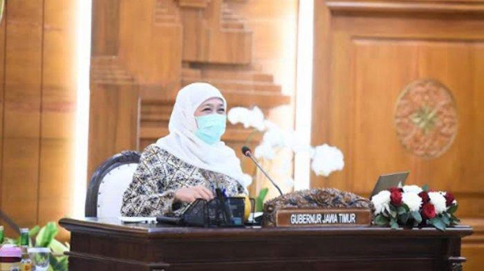 Semangat Tahun Baru Islam, Gubernur Jawa Timur Khofifah Ajak Move On dari Pandemi Covid-19