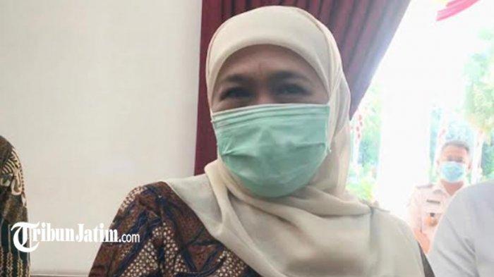 Tak Akan Ada Lockdown untuk Atasi Covid-19 Jawa Timur, Gubernur Khofifah Pilih Perketat PPKM Mikro