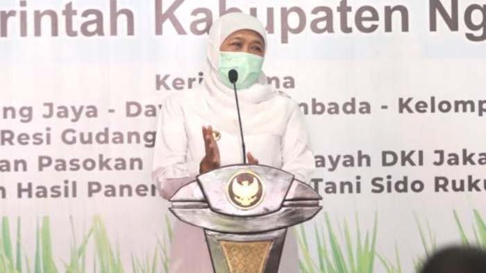 Gubernur Khofifah Ucapkan Duka, Prajurit di Kapal Selam KRI Nanggala 402 Mayoritas Warga Jawa Timur