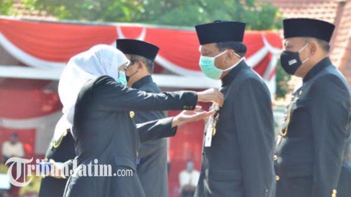 Pemkab Gresik Borong Penghargaan di Hari Jadi ke-75 Provinsi Jawa Timur