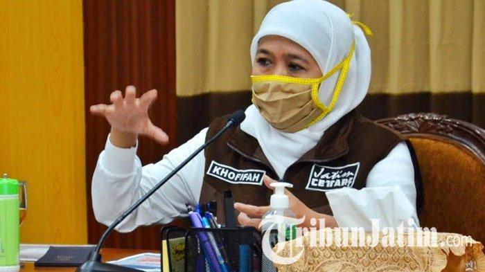 Pemprov Jatim Kucurkan Dana Rp 161,6 M Khusus Kawasan Surabaya Raya, Ada Uang Tunai hingga Sembako