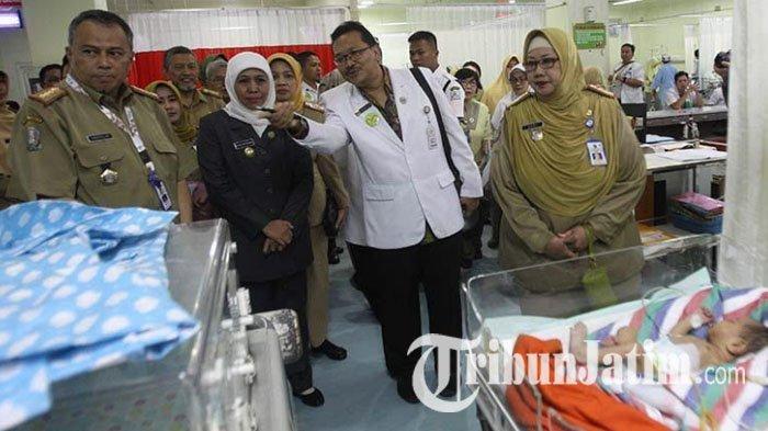 RSUD dr Saiful Anwar Malang Disiapkan Khofifah sebagai Pusat Unggulan Transplantasi Ginjal dan Hati