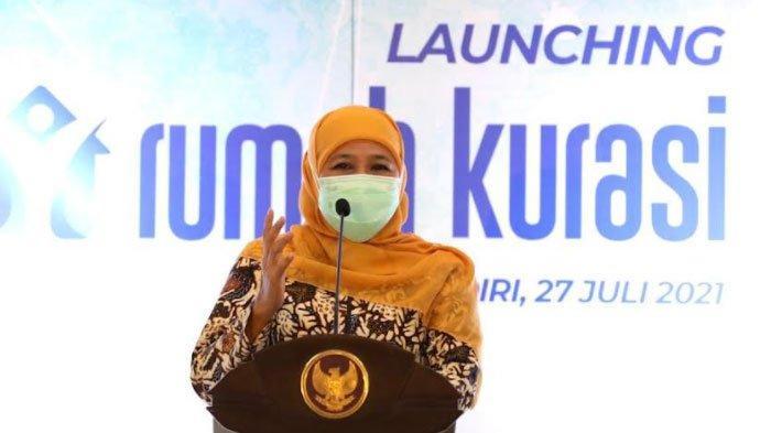 Tingkatkan Standar Kualitas Produk UMKM untuk Ekspor, Khofifah dan BI Luncurkan Rumah Kurasi Jatim