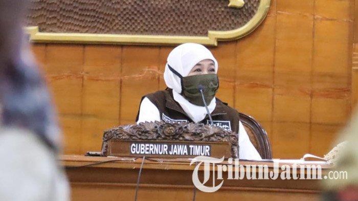 Ini Aturan Gubernur Khofifah Selama Penerapan PPKM di 11 Daerah di Jawa Timur