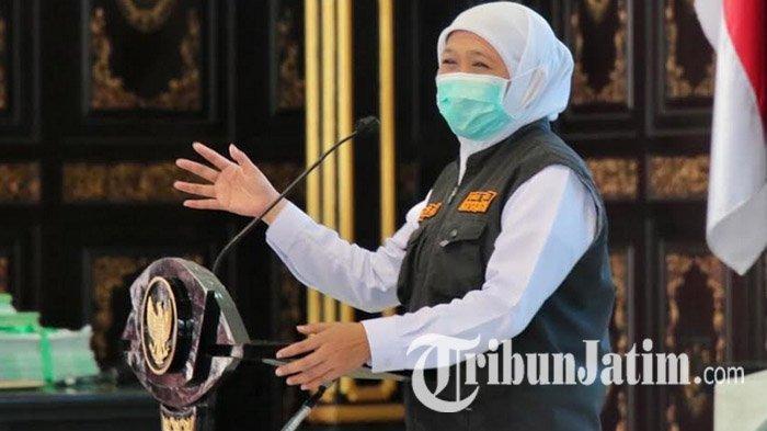 Gubernur Jatim Khofifah Minta Kasek dan Wali Murid Awasi Pelajar Agar Tak Ikut Aksi Anarkis