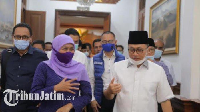 PAN Jatim Inginkan Tokoh Alternatif di Panggung Pilpres 2024, Zulhas dan Khofifah Disebut Potensial