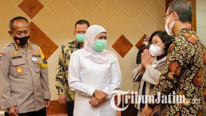 19 Korban Bom Surabaya Terima Kompensasi, Gubernur Khofifah Gratiskan Pengobatan Hingga Sembuh