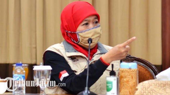 Gubernur Khofifah Galang Aksi Donor Plasma Darah untuk Pasien Covid-19 di Jawa Timur