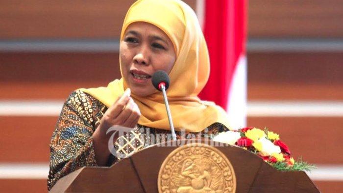 Khofifah Akan Sinergikan One Pesantren One Product Buat Arus Baru Ekonomi Indonesia, Gandeng BI-OJK