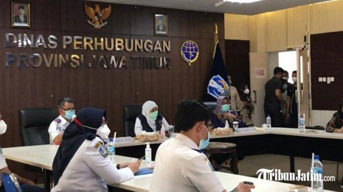 Selama Larangan Mudik 2021, Ditemukan 38 Orang Positif Covid-19 di Titik Penyekatan Jawa Timur
